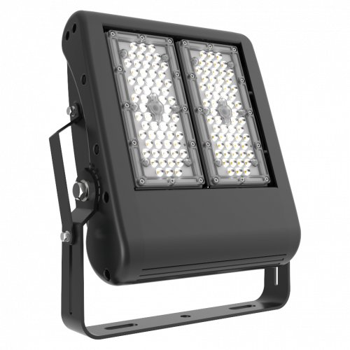 100w Falcon LED Floodlight Graphite Black, 5000K, 12000lm, IP67