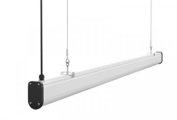 LL1500S SINGLE 1100Lm LED LINEAR HIGHBAY, 105W, 1.500mm, 5000K IP65