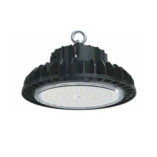 150W LED UFO High Bay, 5000K, 19500lm, IP65, Black
